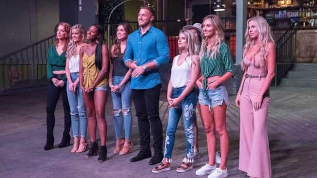 Contestants Are Supposed To Ke... is listed (or ranked) 4 on the list 14 Things You Never Knew About The Bachelor Contestants' Contractual Obligations