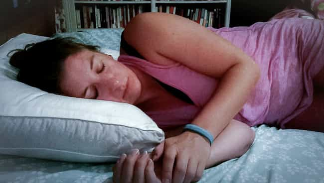 The Yearner: You're Open... is listed (or ranked) 5 on the list What Your Sleeping Positions Say About Who You Really Are
