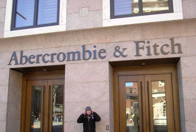 You Can Get Fired For We... is listed (or ranked) 3 on the list 14 Of The Weirdest Rules Abercrombie & Fitch Employees Have To Follow