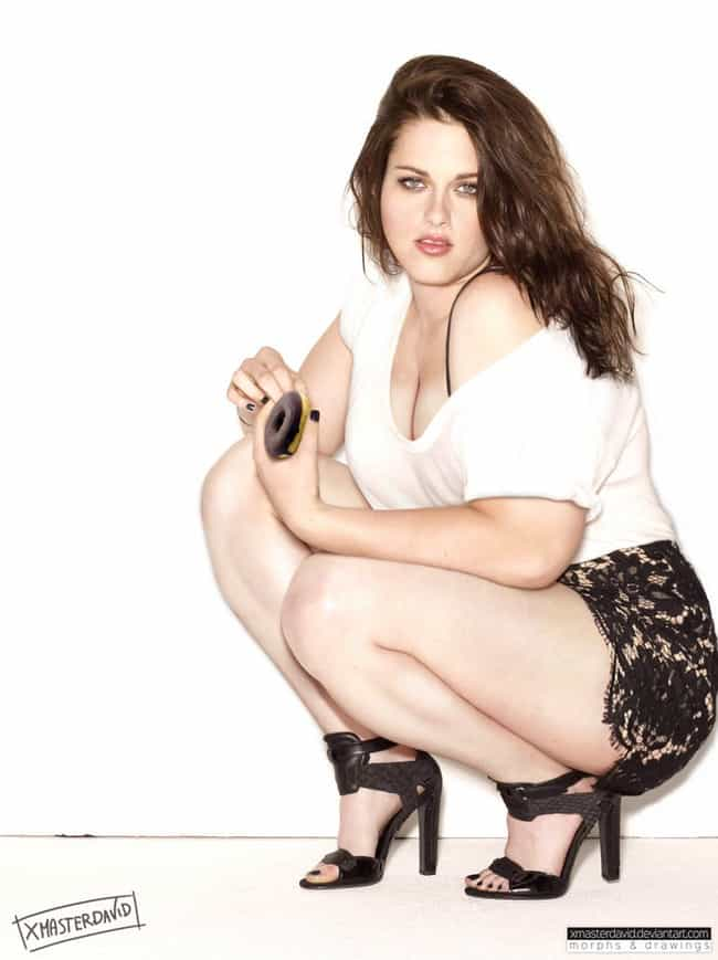Bigger Kristen Stewart ... is listed (or ranked) 2 on the list The Biggest Celebrities Just Got Bigger