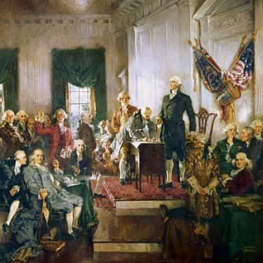 The Founding Fathers Were A Single Force