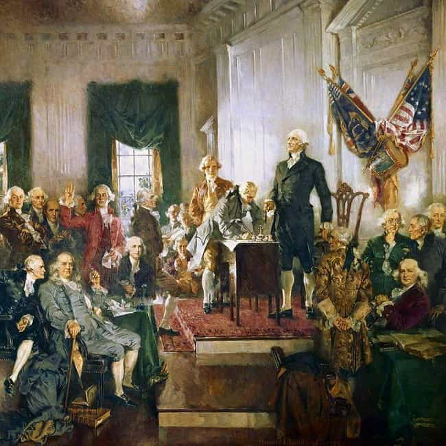The Founding Fathers Wer... is listed (or ranked) 1 on the list Myths People Believe About The Founding Of The United States
