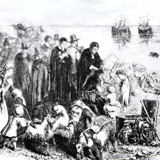 Early Americans Had Puritan Va... is listed (or ranked) 4 on the list The 12 Biggest Lies Everyone Still Believes About The Founding of America