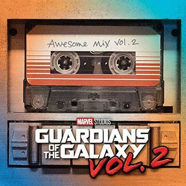 Guardians Of The Galaxy Awesom... is listed (or ranked) 1 on the list 13 Perfectly Subtle Merch Ideas From Guardians Of The Galaxy Vol. 2