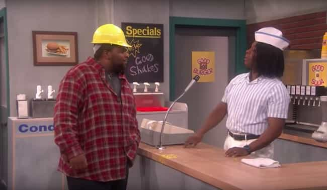 He And Kenan Thompson Stopped ... is listed (or ranked) 1 on the list What Happened To Kel Mitchell From 'Kenan & Kel'?
