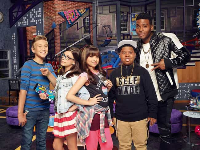He's On Another Nickelodeon Sh... is listed (or ranked) 4 on the list What Happened To Kel Mitchell From 'Kenan & Kel'?