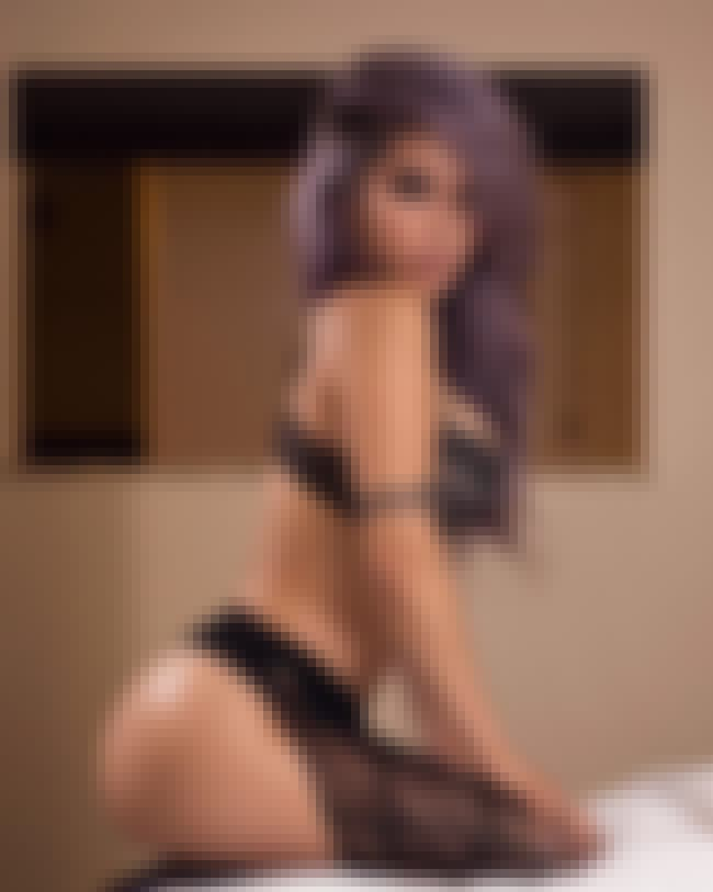 Rocking the Purple Hair is listed (or ranked) 4 on the list The Hottest Ashley Vee Pictures