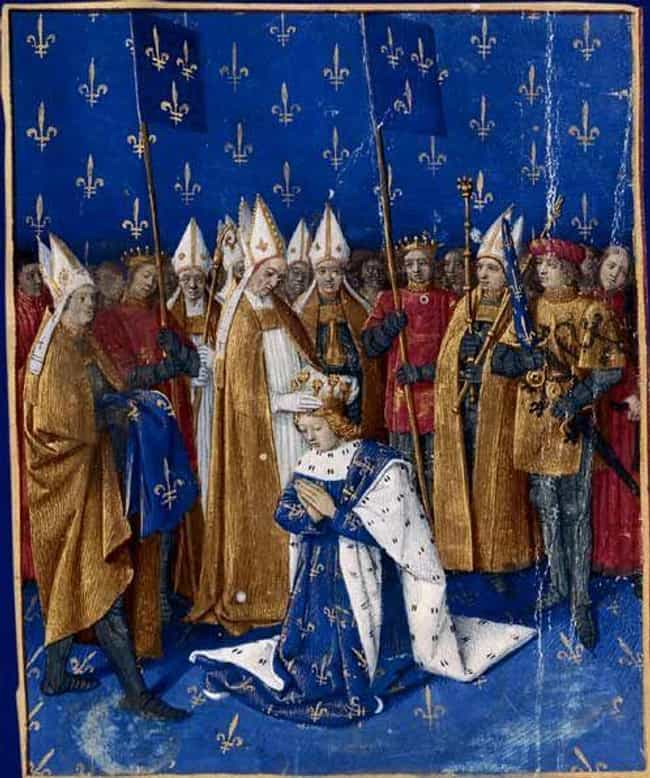 The French King Was Insane is listed (or ranked) 1 on the list Mon Dieu! Everything That Went Wrong For The French At The Battle Of Agincourt