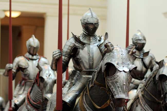The French Aristocracy Suffere... is listed (or ranked) 3 on the list Mon Dieu! Everything That Went Wrong For The French At The Battle Of Agincourt