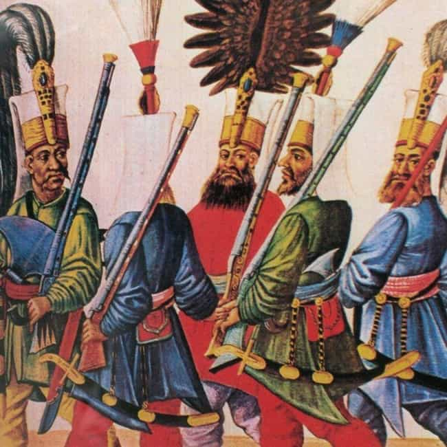The Attack Was Incredibly Brut... is listed (or ranked) 1 on the list Savage Facts About The Auspicious Incident, When Mahmud II Ended The Janissaries