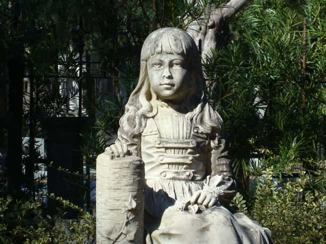 The Statue That Weeps Bl... is listed (or ranked) 4 on the list 18 Terrifying Ghost Tales From Savannah, Georgia