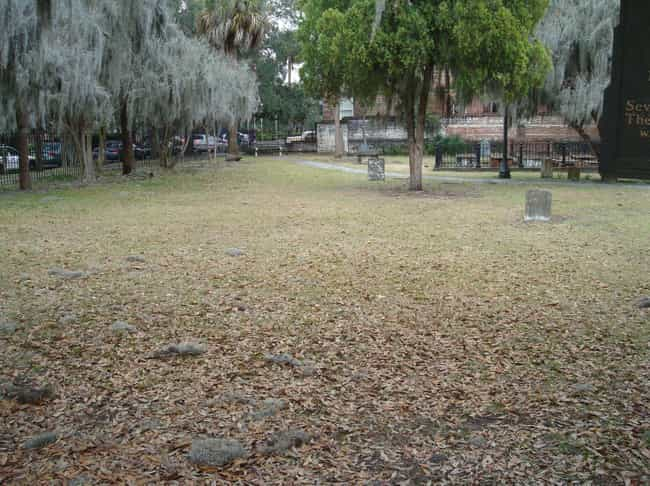 Forgotten Bodies In A Ma... is listed (or ranked) 3 on the list 18 Terrifying Ghost Tales From Savannah, Georgia