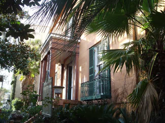The Darkest House In Sav... is listed (or ranked) 2 on the list 18 Terrifying Ghost Tales From Savannah, Georgia