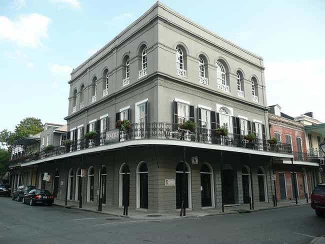 LaLaurie Mansion Is Haunted By... is listed (or ranked) 2 on the list 17 Notorious Ghosts And Their Intensely Horrific Origin Stories
