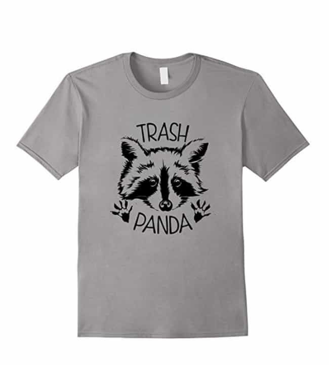 Save The Trash Pandas Shirt is listed (or ranked) 2 on the list 13 Perfectly Subtle Merch Ideas From Guardians Of The Galaxy Vol. 2