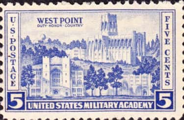 West Point's First Goat