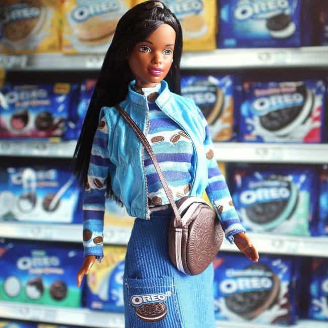 Oreo Fun Barbie is listed (or ranked) 4 on the list 11 Insanely Cringeworthy And Racist Attempts To Diversify Toy Lines