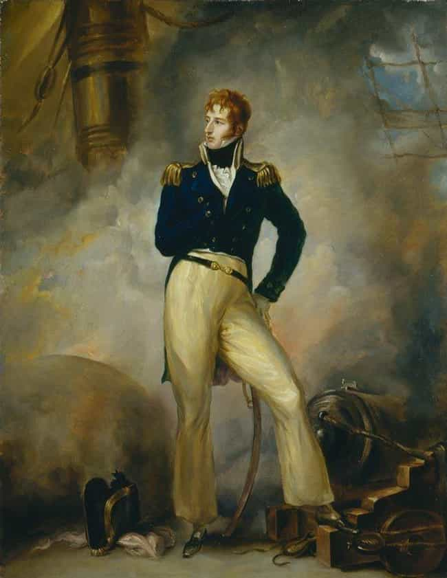 He Snuck Into A Party An... is listed (or ranked) 1 on the list The Bizarre Life of Thomas Cochrane, British Admiral And South American Mercenary