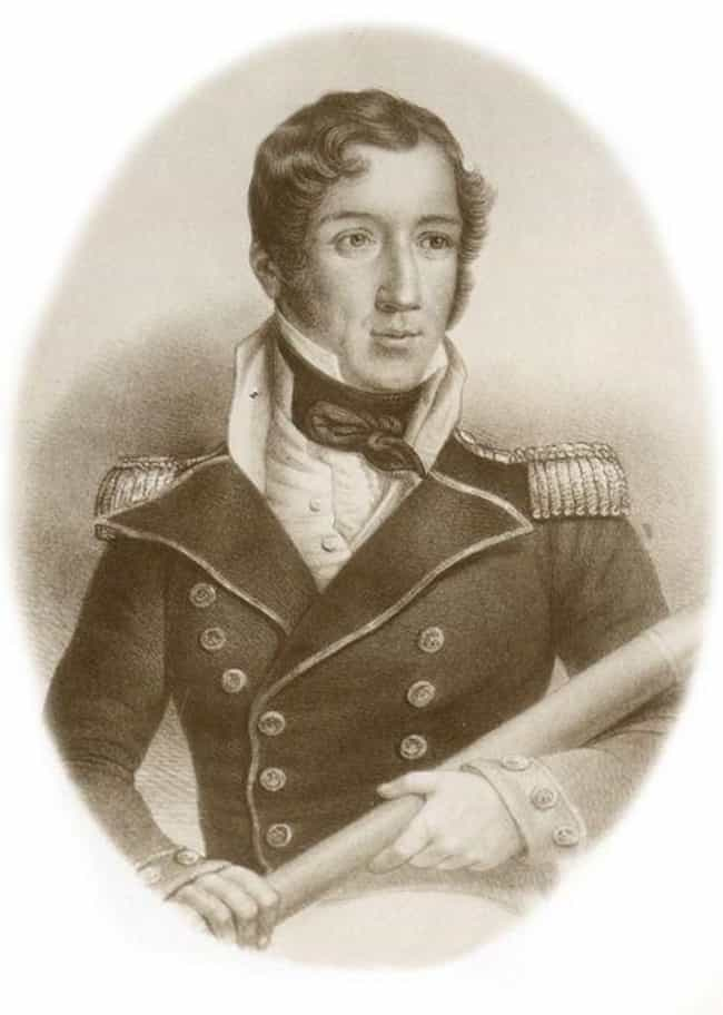 He Bribed His Way Into B... is listed (or ranked) 3 on the list The Bizarre Life of Thomas Cochrane, British Admiral And South American Mercenary