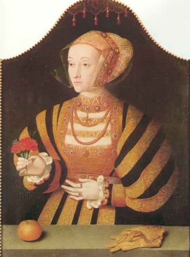 The Wedding Night Was A ... is listed (or ranked) 2 on the list Henry VIII Wanted To Divorce His Fourth Wife Before They Even Got Married