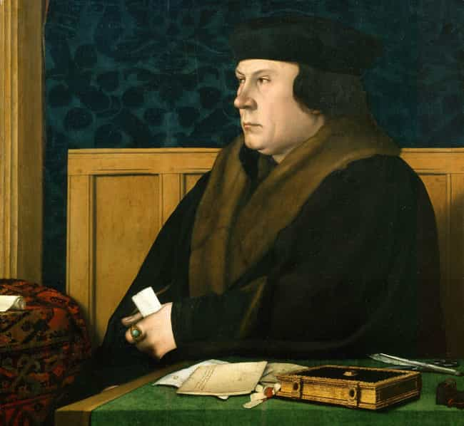 The Guy Who Arranged The... is listed (or ranked) 3 on the list Henry VIII Wanted To Divorce His Fourth Wife Before They Even Got Married