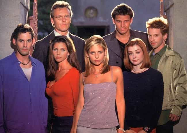 The Writers Punished Character... is listed (or ranked) 3 on the list 15 Fan Theories About Buffy The Vampire Slayer Just Crazy Enough To Be True