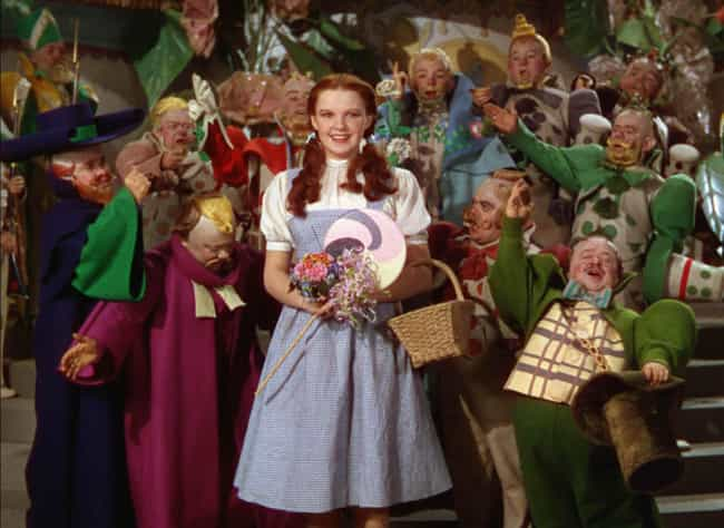 The Munchkins Were Pimps, Sex ... is listed (or ranked) 1 on the list 16 Nightmare Stories From Behind-The-Scenes of Filming 'The Wizard of Oz'
