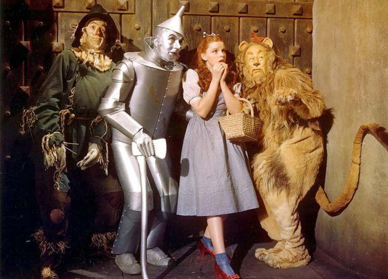 Judy Garland Was Harassed And  is listed (or ranked) 2 on the list 15 Nightmare Stories From Behind-The-Scenes Of 'The Wizard of Oz'