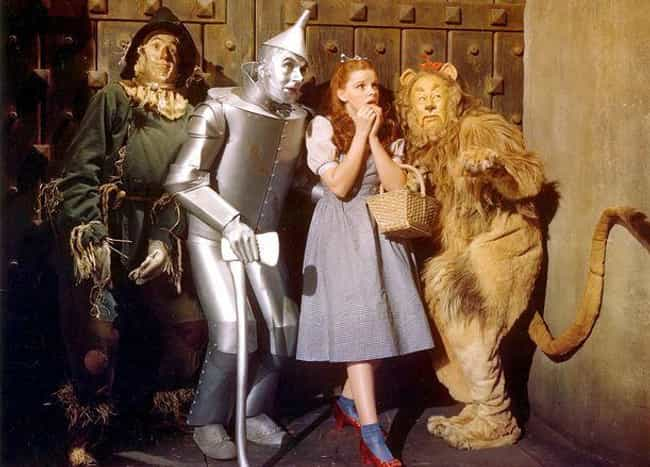 Judy Garland Was Drugged And M... is listed (or ranked) 2 on the list 16 Nightmare Stories From Behind-The-Scenes of Filming 'The Wizard of Oz'