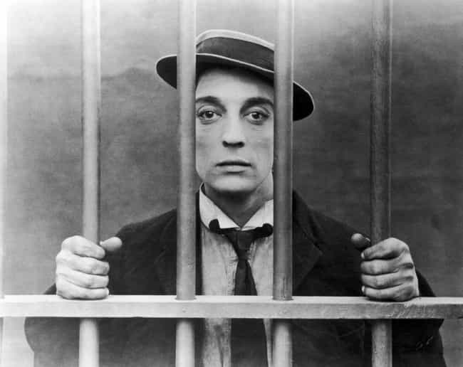 Harry Houdini Supposedly... is listed (or ranked) 4 on the list Buckwild Facts About Silent Comedy Legend Buster Keaton