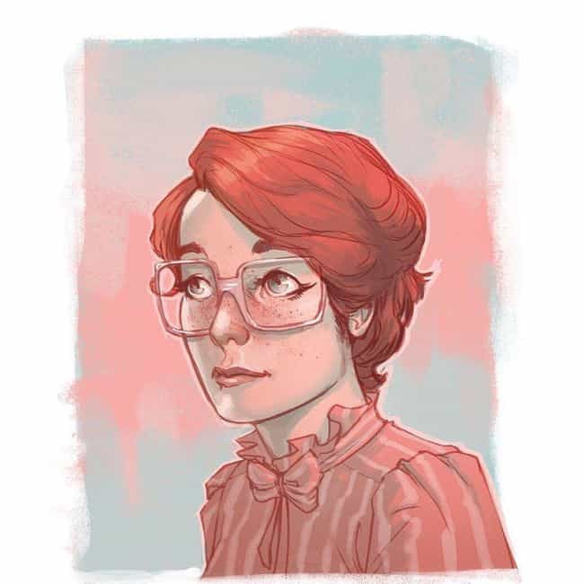 Picture Day is listed (or ranked) 4 on the list An Ode to Barb on Stranger Things in Fan Art Form