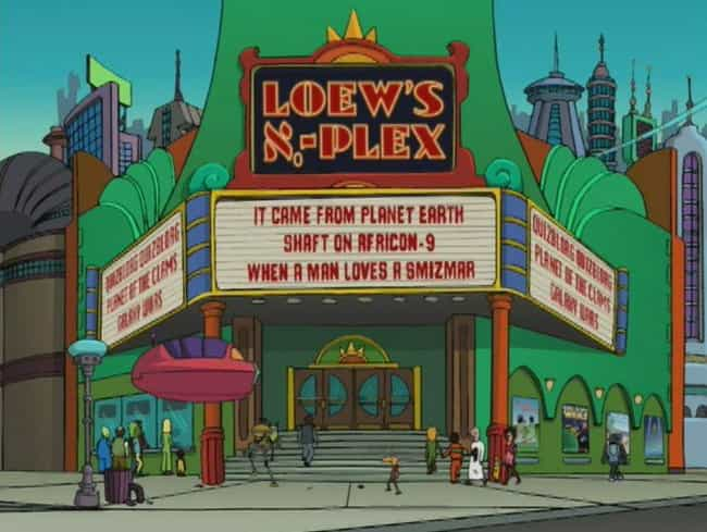 The Jokes Are A Bit Smar... is listed (or ranked) 1 on the list 10 Reasons Why Futurama Is Fundamentally Better Than The Simpsons