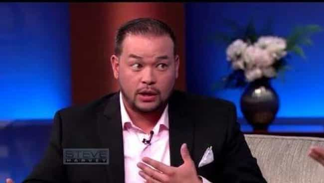 He Went Broke is listed (or ranked) 4 on the list What Ever Happened To Disgraced Mega-Dad Jon Gosselin?