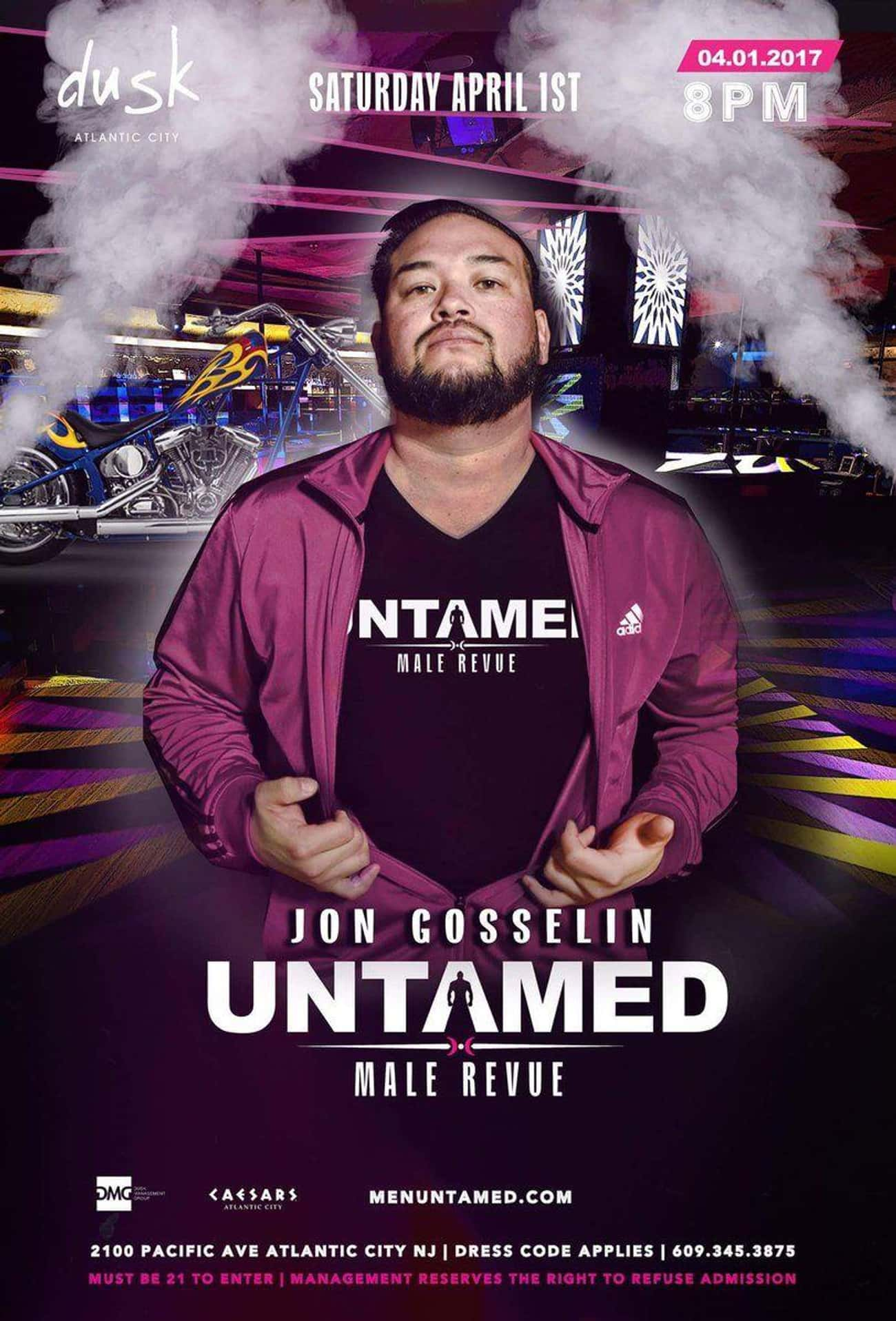 He Was Sort Of In A Strip Show is listed (or ranked) 3 on the list What Ever Happened To Disgraced Mega-Dad Jon Gosselin?