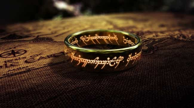 The One Ring is listed (or ranked) 4 on the list 14 Legendary Magical Weapons, Ranked By Awesomeness