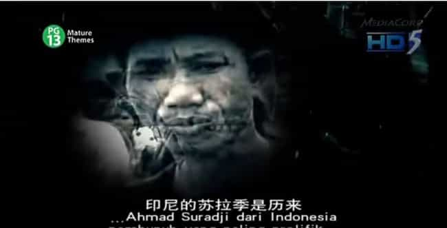 He Claimed To Be A Shaman is listed (or ranked) 1 on the list 13 Facts About Ahmad Suradji, The Shaman Serial Killer With A Kill Goal
