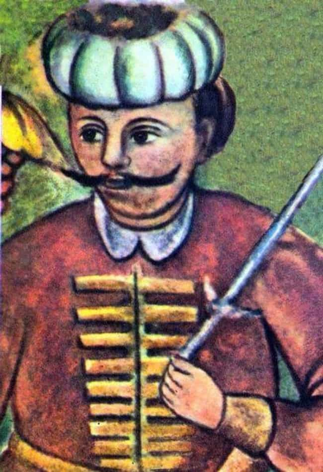 His Father's Assassination Pus... is listed (or ranked) 2 on the list 16 Grisly Facts About Vlad The Impaler And His Brutal War Tactics