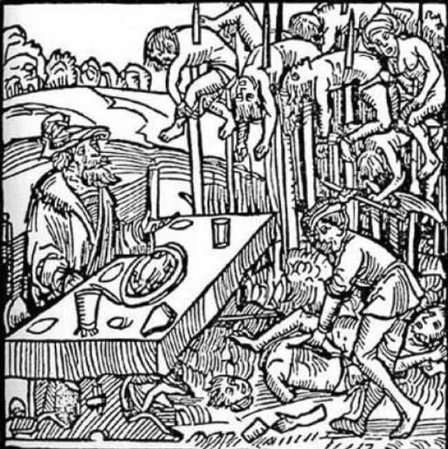 He Once Impaled 20,000 People ... is listed (or ranked) 3 on the list 16 Grisly Facts About Vlad The Impaler And His Brutal War Tactics