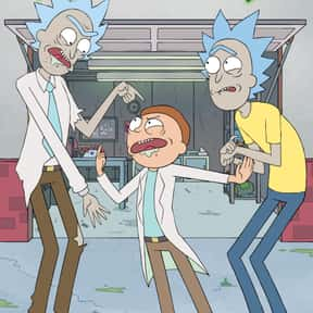 Genius Morty is listed (or ranked) 3 on the list All 39 Versions Of Morty That We've Seen On Rick And Morty
