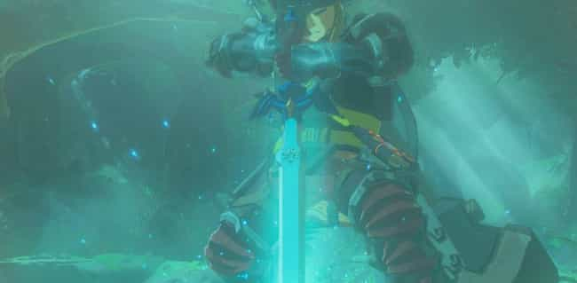 The Master Sword is listed (or ranked) 8 on the list 14 Legendary Magical Weapons, Ranked By Awesomeness