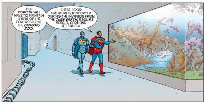 Superman Is More Than Just A F... is listed (or ranked) 2 on the list 13 Reasons Why Superman Isn't As Boring As You Think He Is