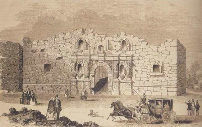 The Alamo Was Not Built For In... is listed (or ranked) 4 on the list Everything That Had To Go Wrong For The Battle Of The Alamo To Happen