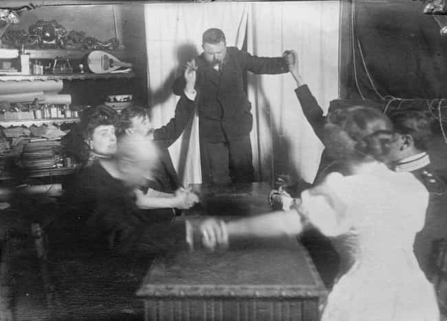 Who Do You Invite? is listed (or ranked) 1 on the list 12 Steps For Holding A Proper And Smashing Seance