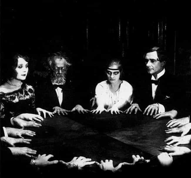 What Should You Bring? is listed (or ranked) 2 on the list 12 Steps For Holding A Proper And Smashing Seance