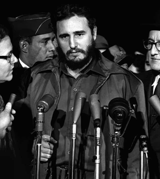 With El Comandante, It Was Lus... is listed (or ranked) 1 on the list The Tumultuous Life Of Marita Lorenz, The Real Life Spy Who Loved Fidel Castro