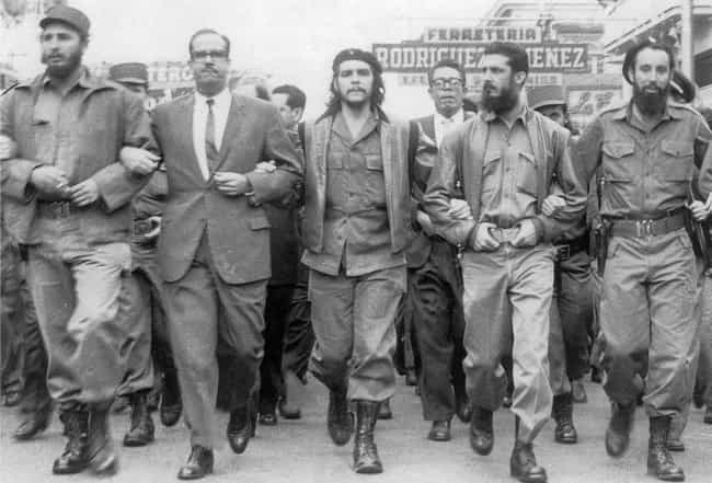 Lorenz Went From Lover To Info... is listed (or ranked) 3 on the list The Tumultuous Life Of Marita Lorenz, The Real Life Spy Who Loved Fidel Castro
