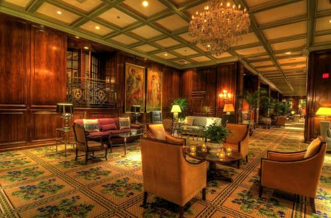 The Adolphus Hotel Is One Of T... is listed (or ranked) 1 on the list 15 Ghost Stories And Terrifying Tales From Dallas, TX