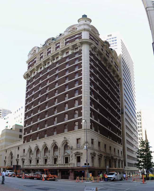 The Adolphus Hotel Is On... is listed (or ranked) 1 on the list 15 Ghost Stories And Terrifying Tales From Dallas, TX