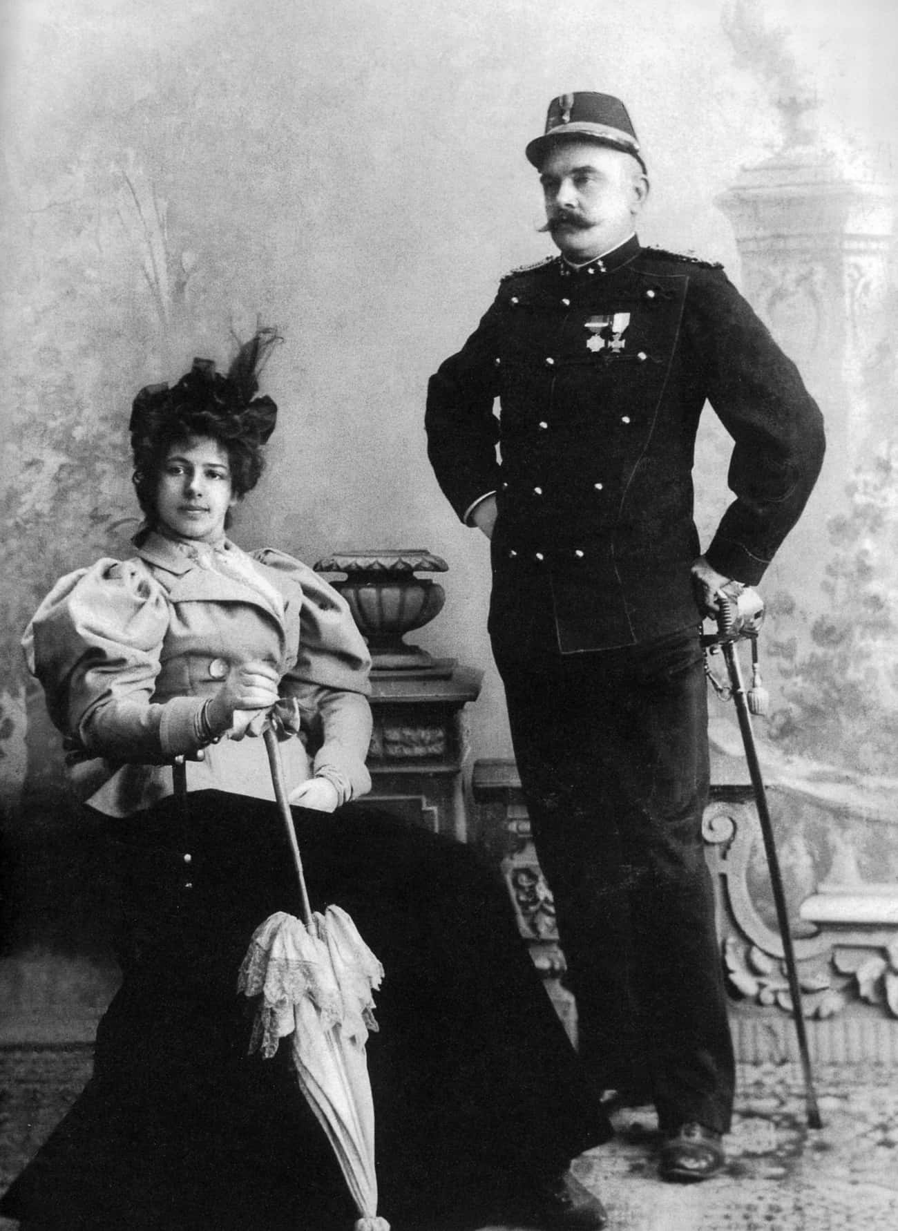 Her Husband Was A Huge Douche is listed (or ranked) 4 on the list Buckwild Facts About Mata Hari, The Exotic Dancer Who Became A WWI Spy