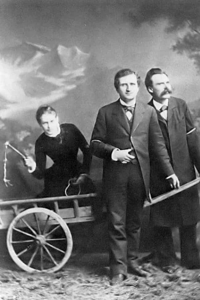 Nietzsche Had Only One Romanti... is listed (or ranked) 2 on the list The Tortured, Fascinating Life of Friedrich Nietzsche